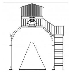 Installation tunnel pour séparateur
